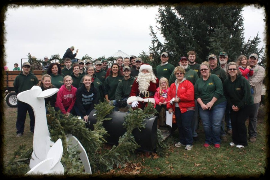 During Christmas Tree season as well as Corn Maze season the whole Guse  family comes together to make the magic happen along with several wonderful  friends. - Guse Christmas Trees - About Us
